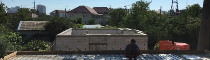 Бетонные работы в Одессе (Заказать)
