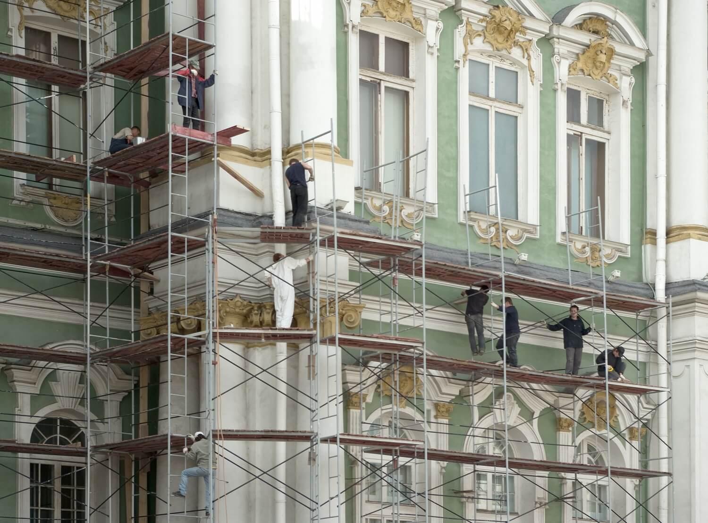 Реконструкция в Одессе и области