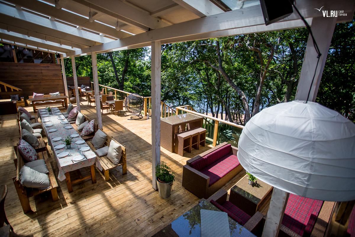 Летние площадки из дерева в Одессе