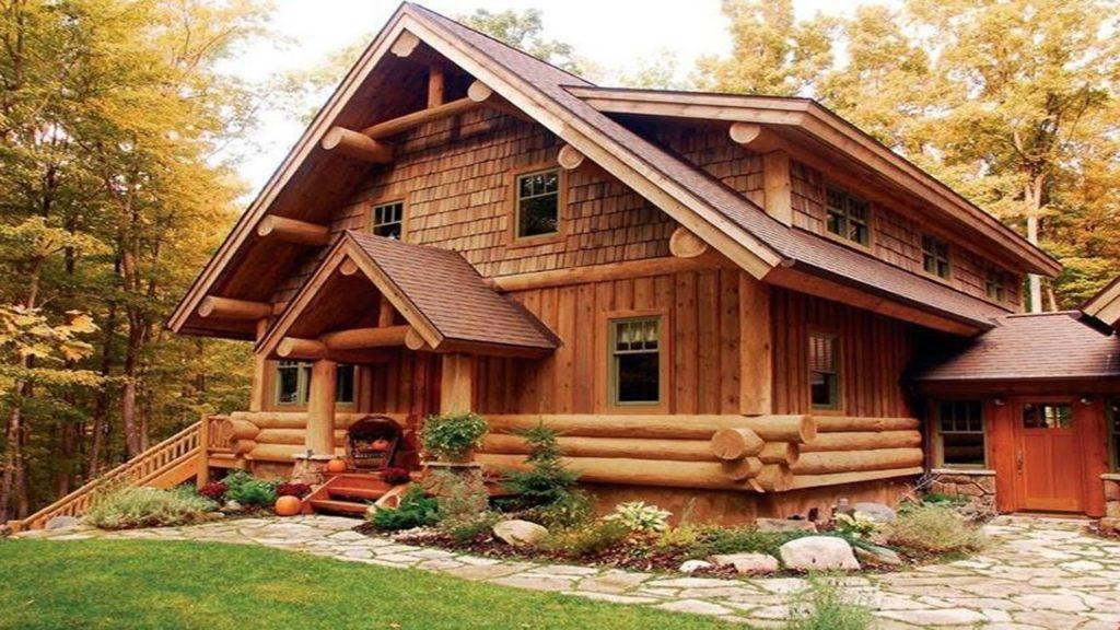 Строительство каркасных деревянных домов в Одессе и области